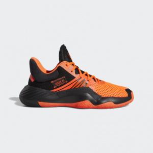 """Детские баскетбольные кроссовки adidas D.O.N. Issue #1 J """"Miles Morales"""""""