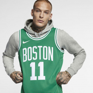 Мужская джерси Nike НБА Swingman Kyrie Irving Celtics Icon Edition 864461-321