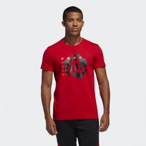Мужская футболка adidas D Rose Logo FM4796