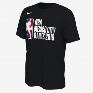 Мужская футболка Nike НБА Global Games Mexico City CU2715-010