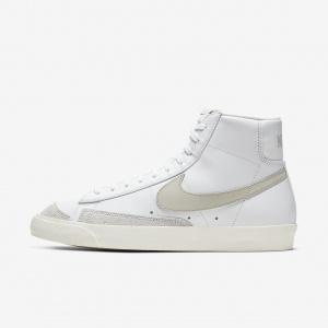 Мужские кроссовки Nike Blazer Mid '77 Vintage - Белый