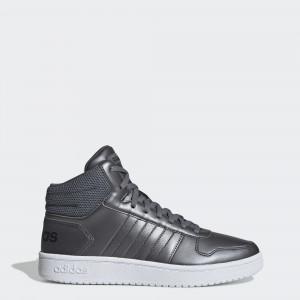 Женские баскетбольные кроссовки adidas Hoops 2.0 Mid EE7856