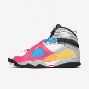 Мужские кроссовки Jordan 8 Retro BQ7666-100