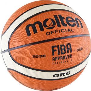 Баскетбольный мяч Molten BGR BGR6-OI
