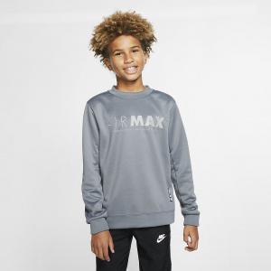 Свитшот Nike B NSW AIR MAX PK CREW YTH