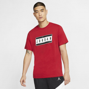 Jordan Jumpman Sticker Short Sleeve Crew