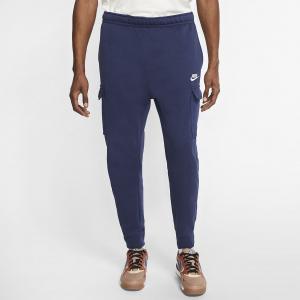 Мужские брюки карго Nike Sportswear Club Fleece - Синий