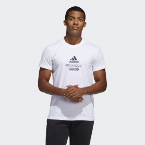 Мужская футболка adidas Worldwide Hoops FM4988