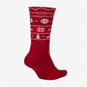 Мужские носки до середины голени Nike Elite Christmas SX7866-687