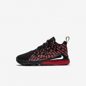 Баскетбольные кроссовки для дошкольников Nike LeBron 17 BQ5595-006