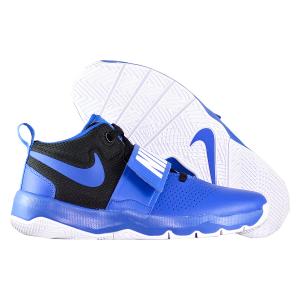 Детские баскетбольные кроссовки Nike Team Hustle D 8 881941-405
