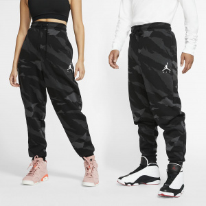 Мужские флисовые брюки с камуфляжным принтом Jordan Jumpman BQ5662-010