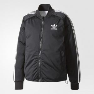 Женская двухсторонняя куртка adidas SST Originals BS4424