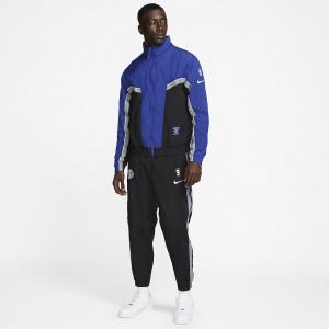 Мужской спортивный костюм Nike НБА Warriors Courtside City Edition CD2646-010