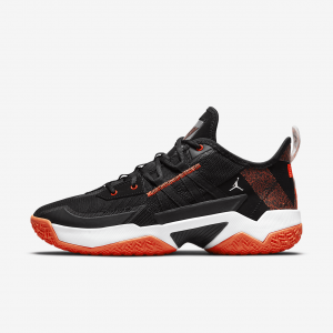 Баскетбольные кроссовки Jordan One Take II - Черный