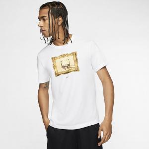 Мужская баскетбольная футболка Nike Dri-FIT Basketball Backboard CD1108-100