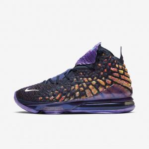 Мужские баскетбольные кроссовки Nike LeBron 17 Monstars CD5050-400