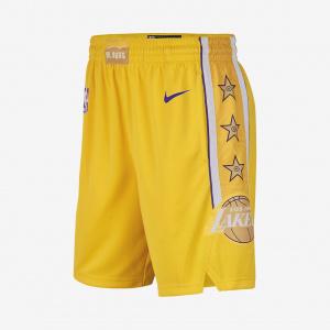 Мужские шорты Nike НБА Swingman Lakers City Edition BV5873-728
