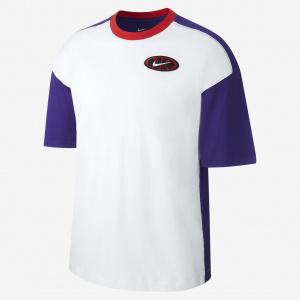 Мужская баскетбольная футболка Nike Throwback 2.1 CQ4000-104