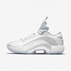 Баскетбольные кроссовки Air Jordan XXXV Low - Белый