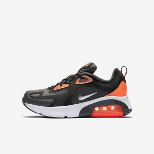 Кроссовки для школьников Nike Air Max 200 Winter BQ4771-002