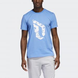 Мужская футболка adidas Dame Logo DX6957