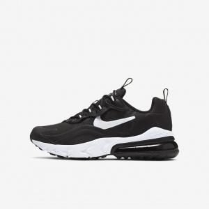 Кроссовки для школьников Nike Air Max 270 React - Черный