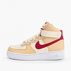 Женские кроссовки Nike Air Force 1 High 08 LE VELCRO 334031-200