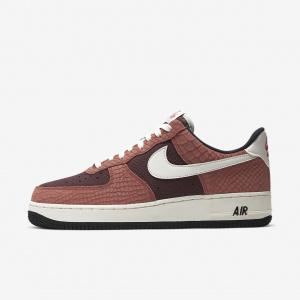 Мужские кроссовки Nike Air Force 1 Premium Low Snakeskin CV5567-200