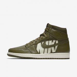 Мужские кроссовки Jordan 1 Retro High 555088-300