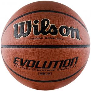 Баскетбольный мяч Wilson Evolution WTB0586