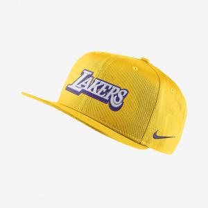 Бейсболка с застежкой Nike Pro НБА Lakers City Edition CK1830-728