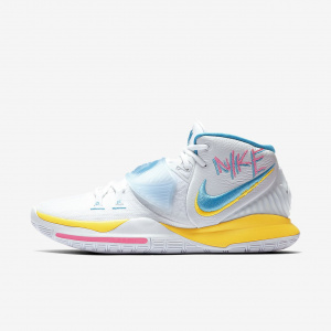 "Баскетбольные кроссовки Nike Kyrie 6 ""Neon Graffiti"""