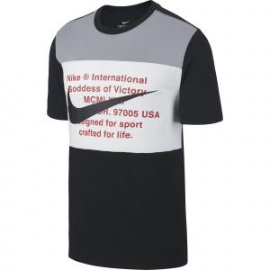 Мужская футболка Nike Sportswear Swoosh CU9736-013