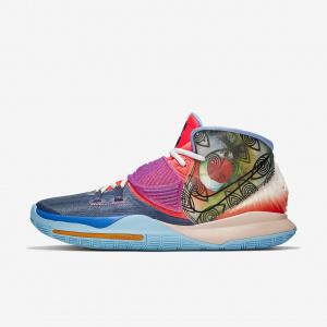 Мужские баскетбольные кроссовки Nike Kyrie 6 PRE HEAT CN9839-403