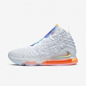Мужские баскетбольные кроссовки Nike LeBron 17 CT3843-100