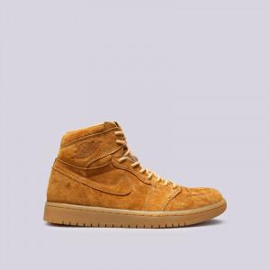 Мужские кроссовки Air Jordan 1 Retro High Suede 555088-710