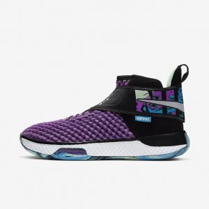 Мужские баскетбольные кроссовки Nike Air Zoom UNVRS CQ6422-500