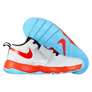 Детские баскетбольные кроссовки Nike Team Hustle D 8 AR0263-001