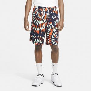 Мужские баскетбольные шорты Nike Throwback - Зеленый