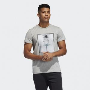 Мужская футболка adidas Game On Lock Performance FM4978