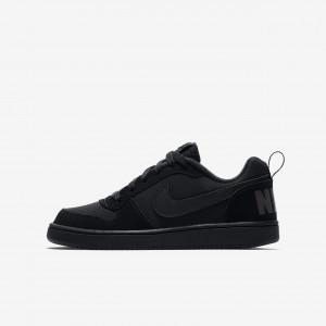 Кроссовки для школьников Nike Court Borough Low 839985-001
