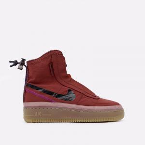 Женские зимние кроссовки Nike Air Force 1 Shell BQ6096-200