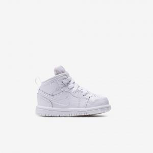 Кроссовки для малышей Air Jordan 1 Mid 640735-129