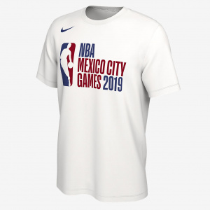 Мужская футболка Nike НБА Global Games Mexico City CU2715-100