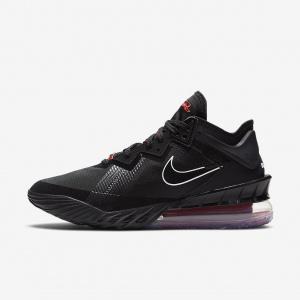 Баскетбольные кроссовки LeBron 18 Low - Черный