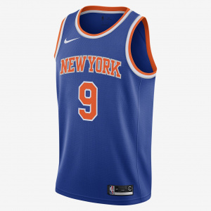 Мужское джерси Nike NBA Swingman RJ Barrett Knicks Icon Edition