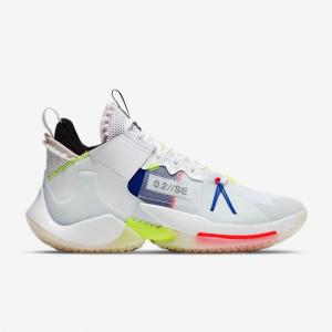 Мужские баскетбольные кроссовки Jordan Why Not? Zer0.2 SE AQ3562-100
