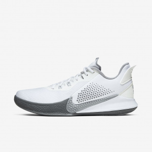 "Баскетбольные кроссовки Nike Mamba Fury ""Pure Platinum"""