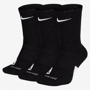 Мужские баскетбольные носки Nike Elite Crew 3 пары SX7627-010